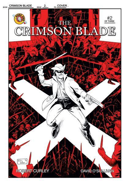 The Crimson Blade #2