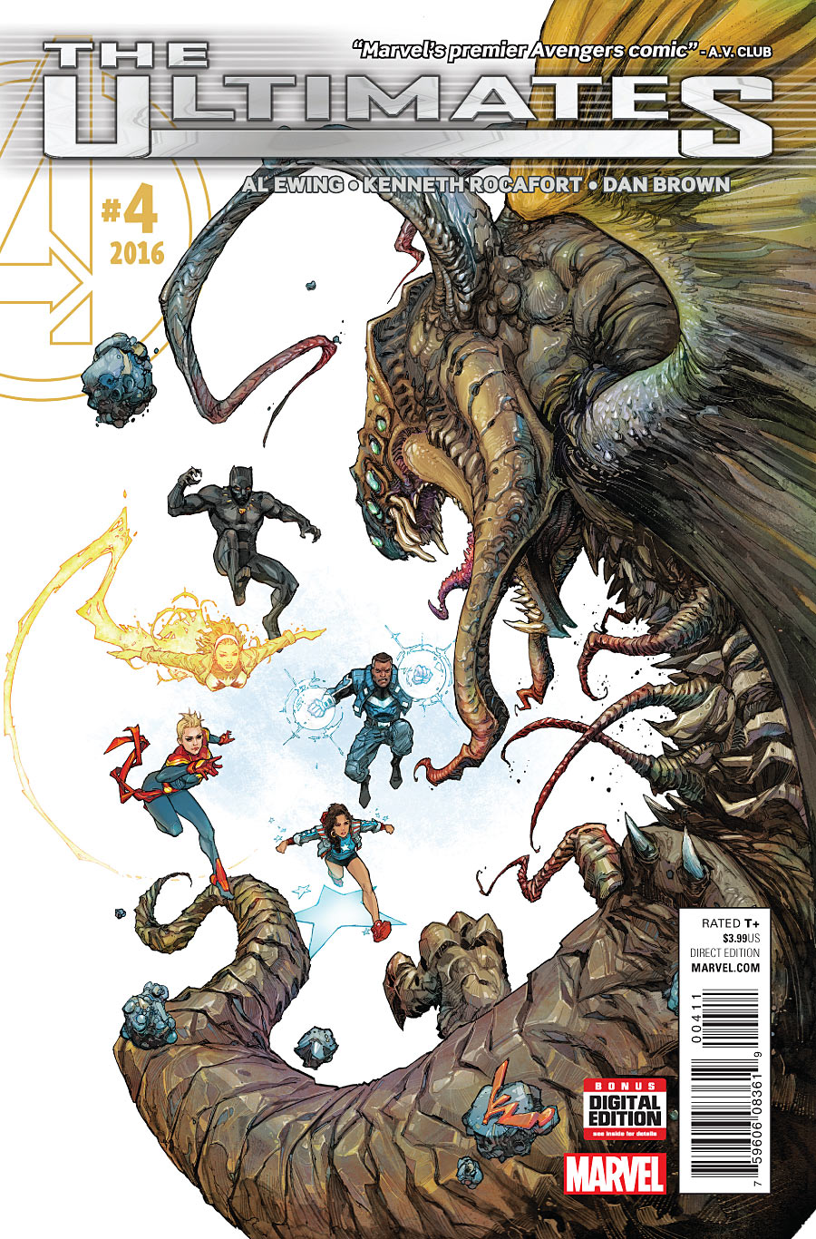 The Ultimates #4