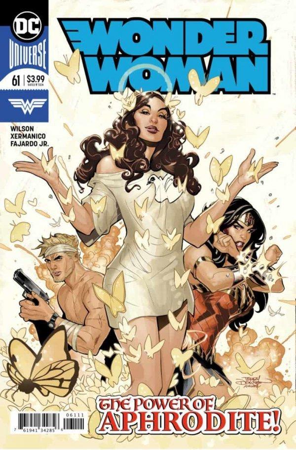 Wonder Woman #61