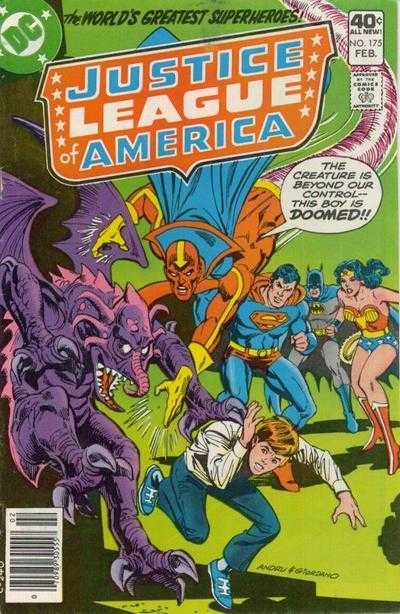 Justice League of America #175