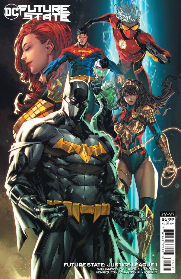 Future State: Justice League #1