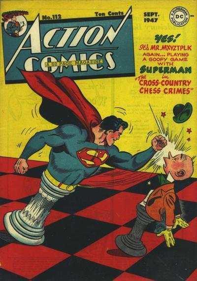 Action Comics #112