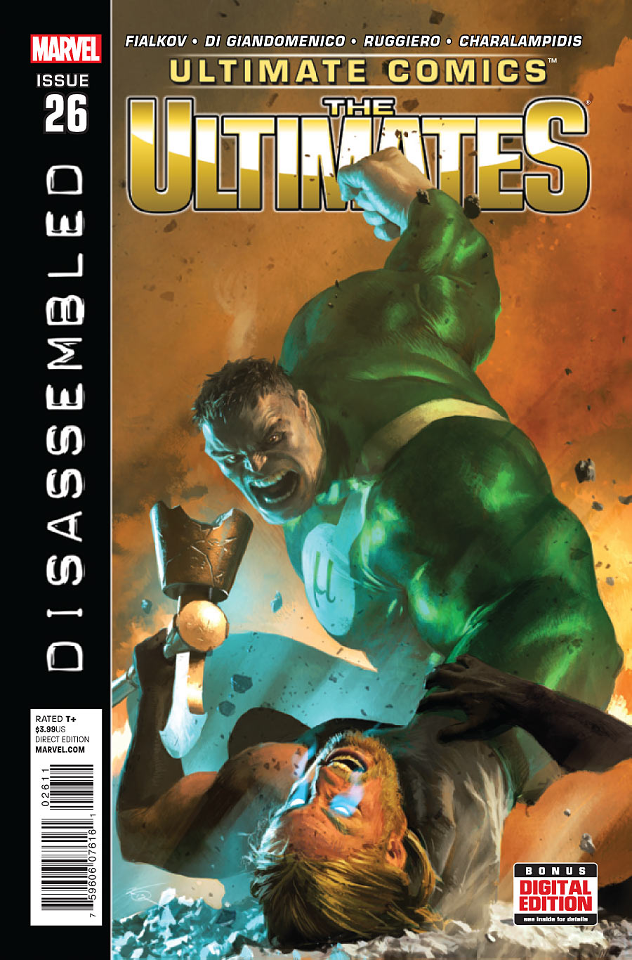 Ultimate Comics: The Ultimates #26