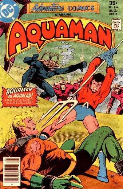 Adventure Comics #452