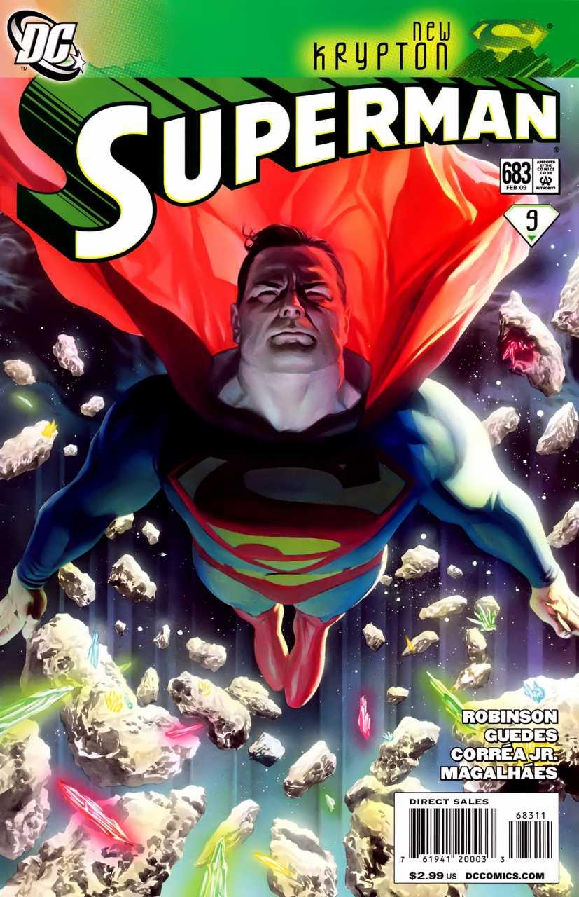 Superman #683