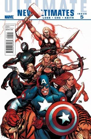 Ultimate Comics: New Ultimates #5