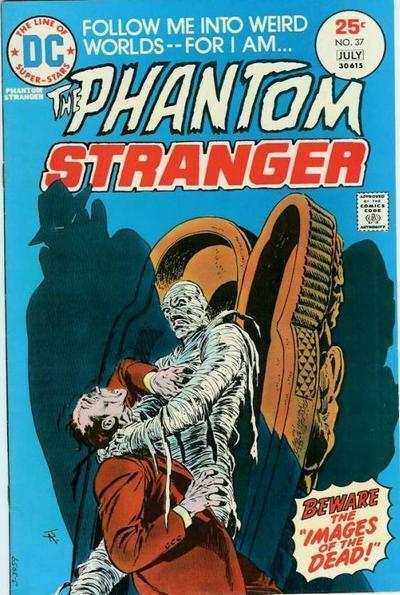 The Phantom Stranger #37