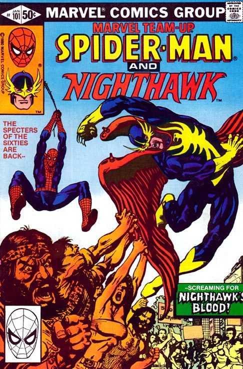 Marvel Team-Up #101