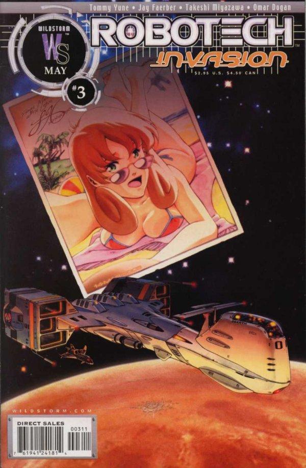 Robotech: Invasion #3