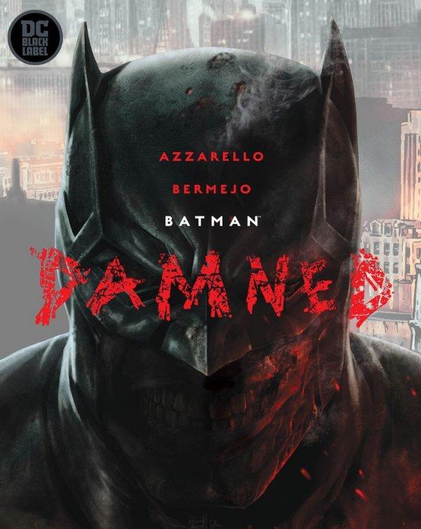Batman: Damned TP