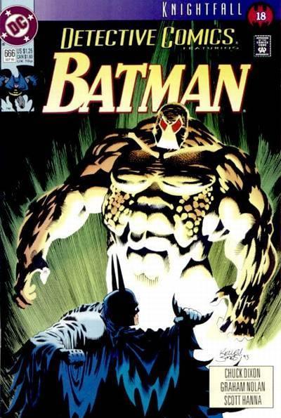 Detective Comics #666
