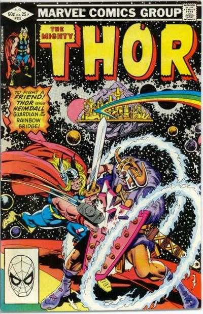 The Mighty Thor #322