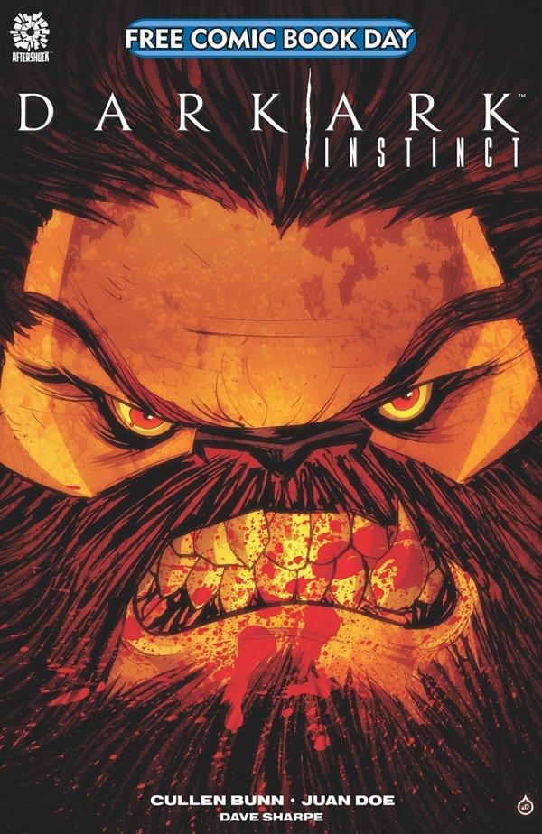 Free Comic Book Day 2020: Dark Ark: Instinct
