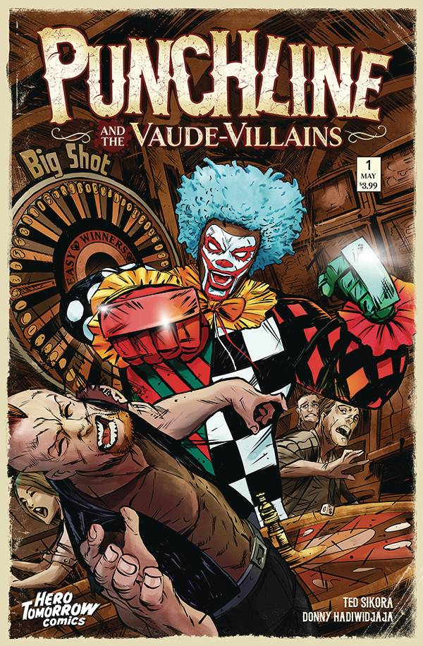 Punchline and Vaude Villains #1