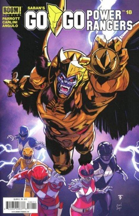 Go Go Power Rangers #18