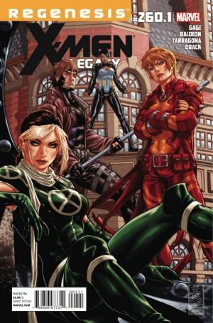 X-Men: Legacy #260.1