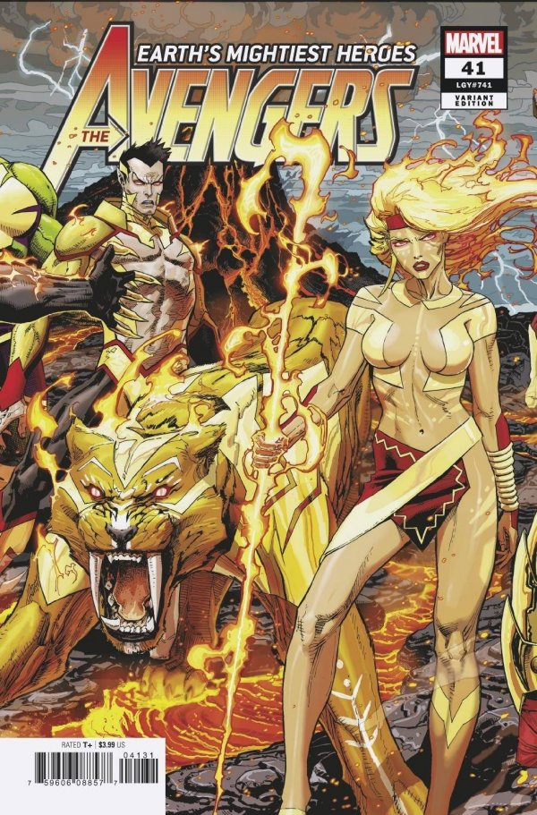 The Avengers #41