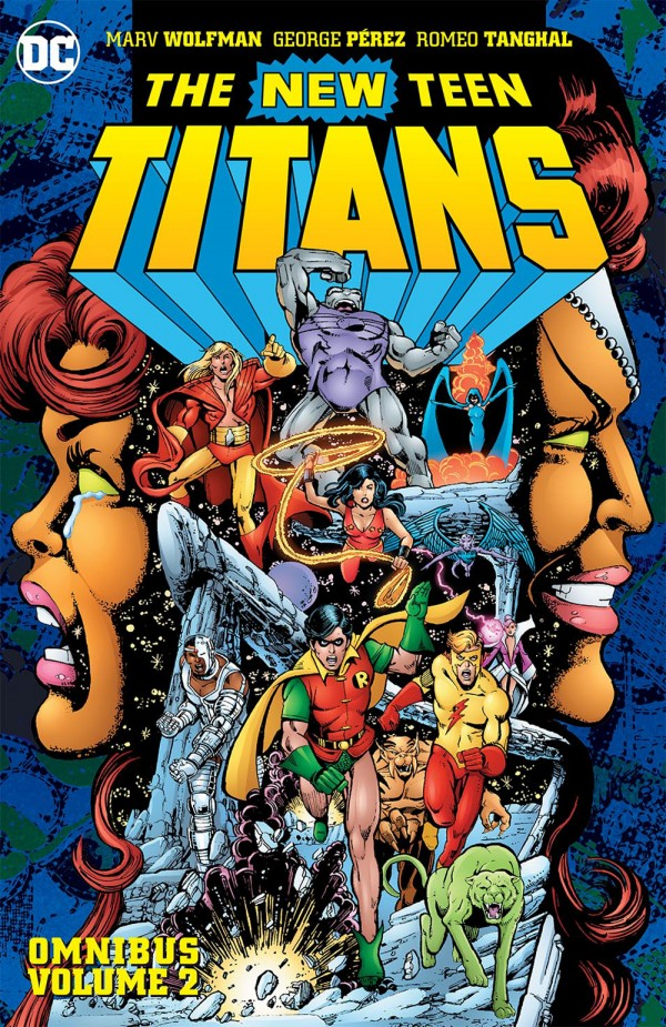 The New Teen Titans Omnibus Vol. 2 HC New Edition