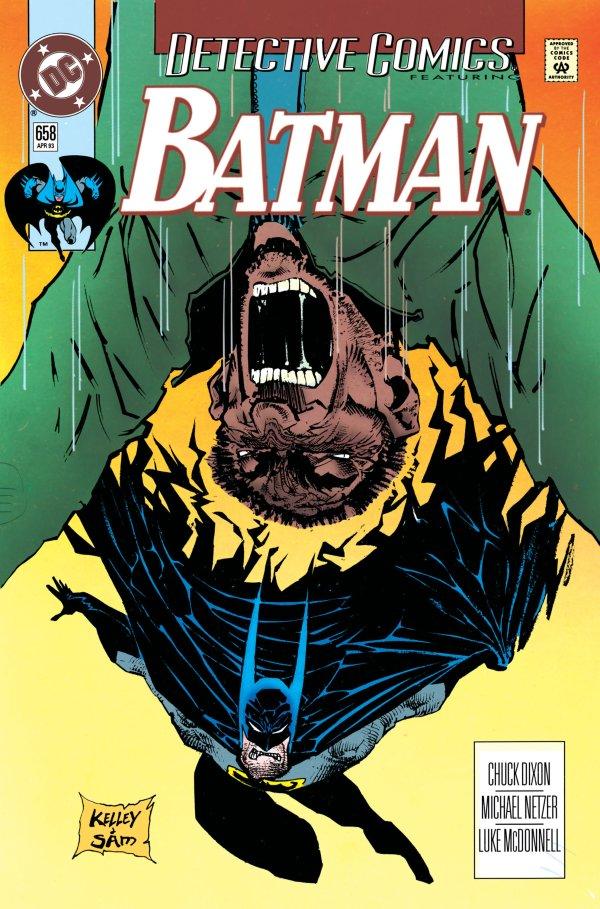 Detective Comics #658
