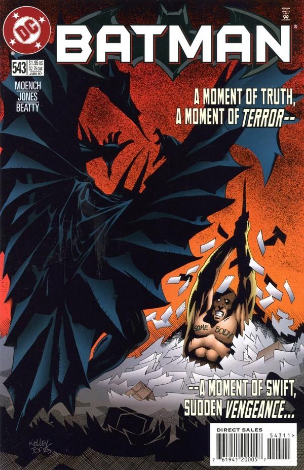 Batman #543