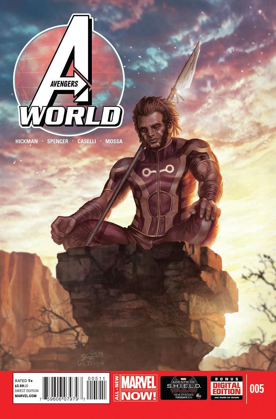 Avengers World #5