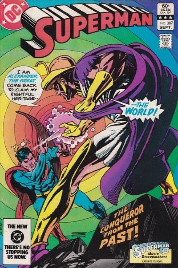 Superman #387