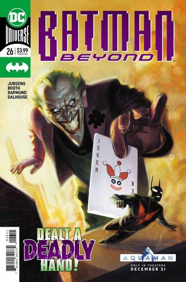 Batman Beyond #26