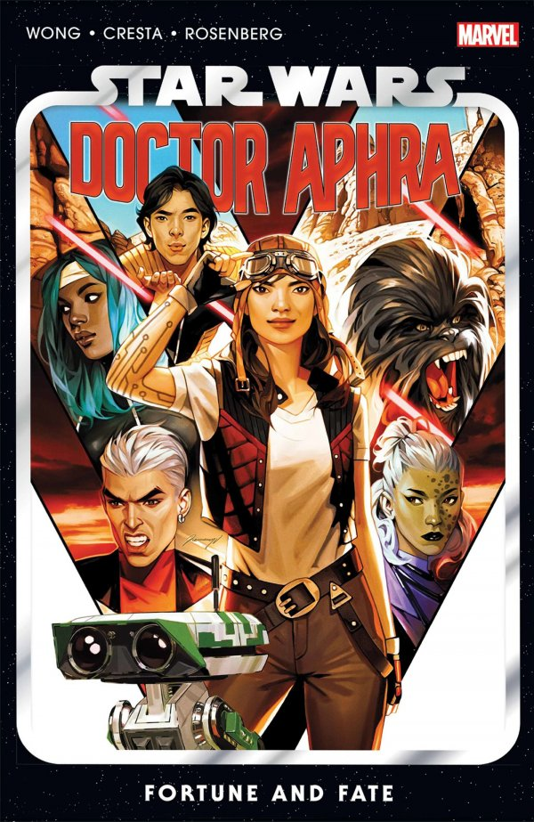 Star Wars: Doctor Aphra Vol. 1 - Fortune and Fate TP