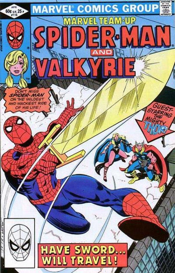 Marvel Team-Up #116
