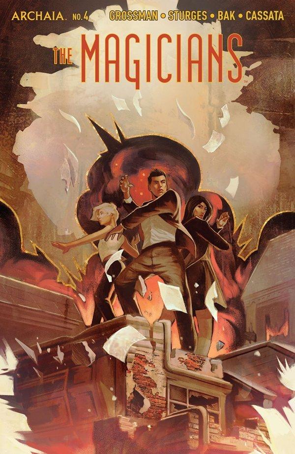 The Magicians #4