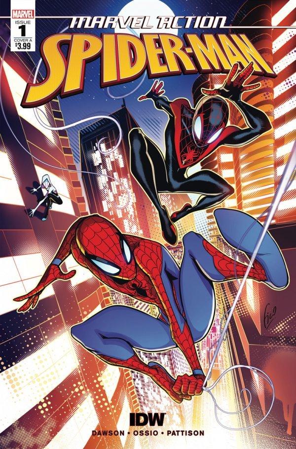Marvel Action: Spider-Man #1