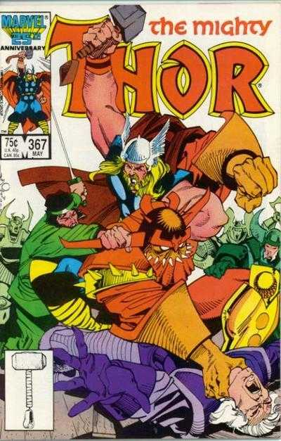 The Mighty Thor #367