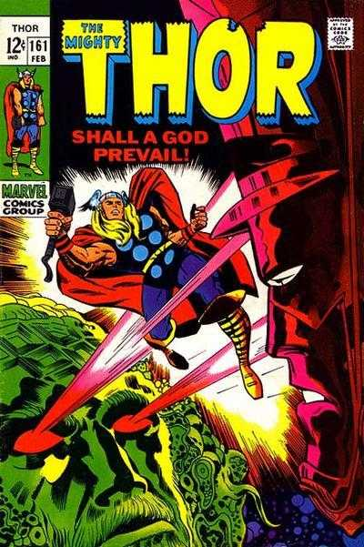 The Mighty Thor #161