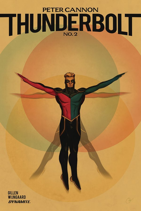 Peter Cannon: Thunderbolt #2