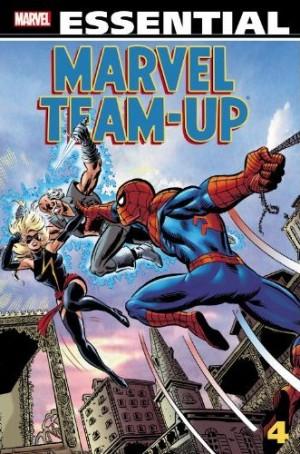 Essential Marvel Team-Up Vol. 4 TP