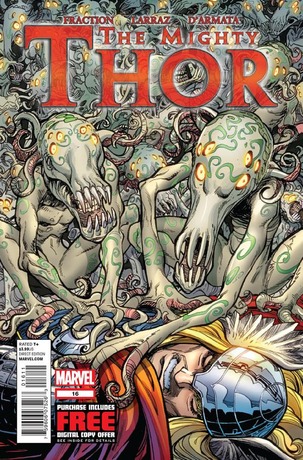 The Mighty Thor #16