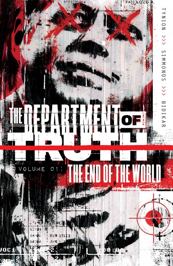 Department of Truth Vol. 1: The End Of The World TP