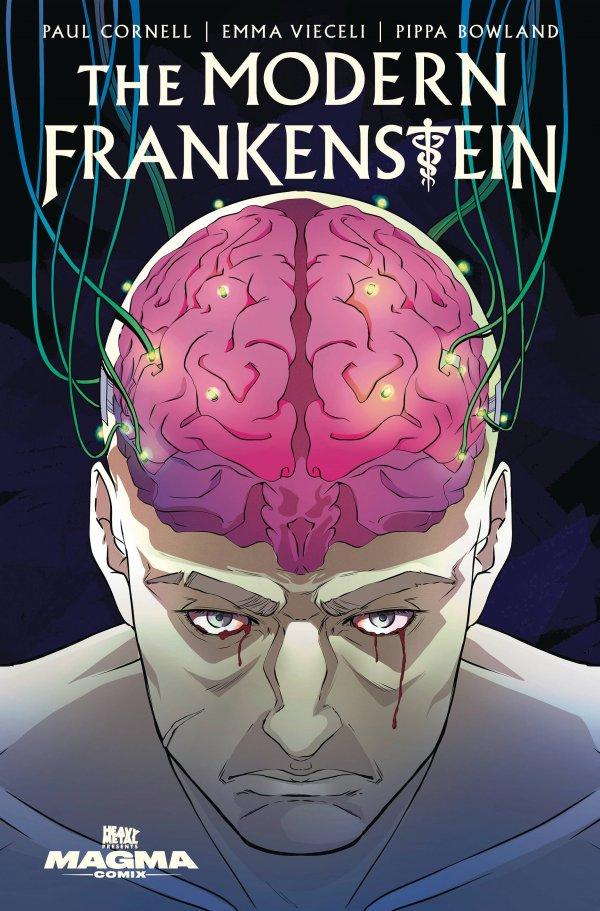 The Modern Frankenstein #3