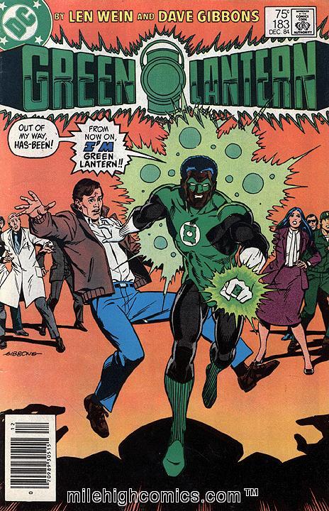 Green Lantern #183