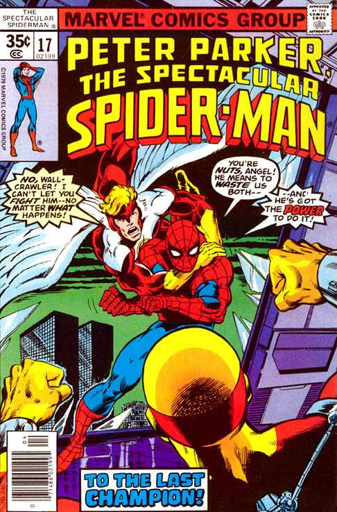 The Spectacular Spider-Man #17