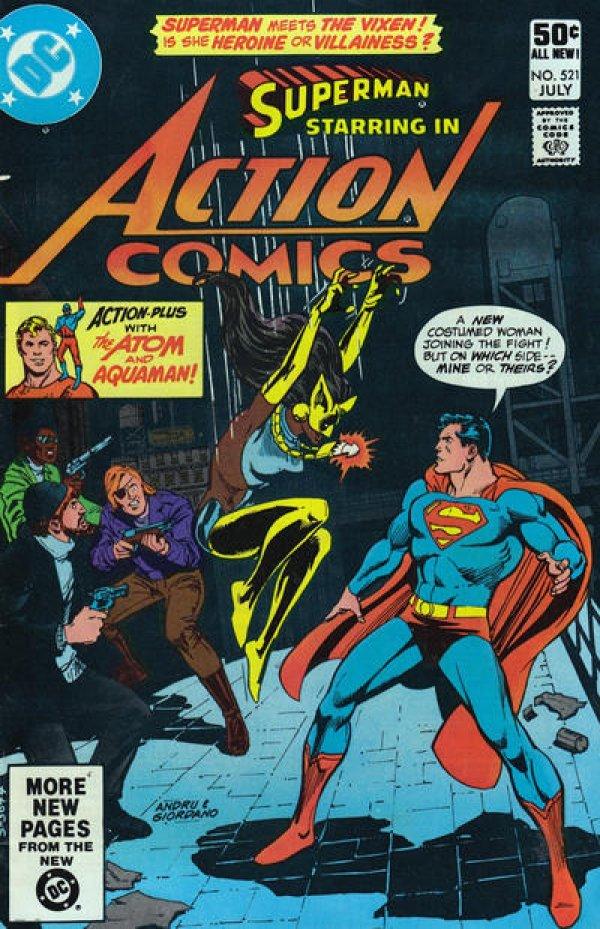 Action Comics #521