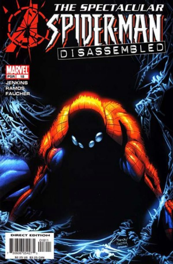 The Spectacular Spider-Man #18