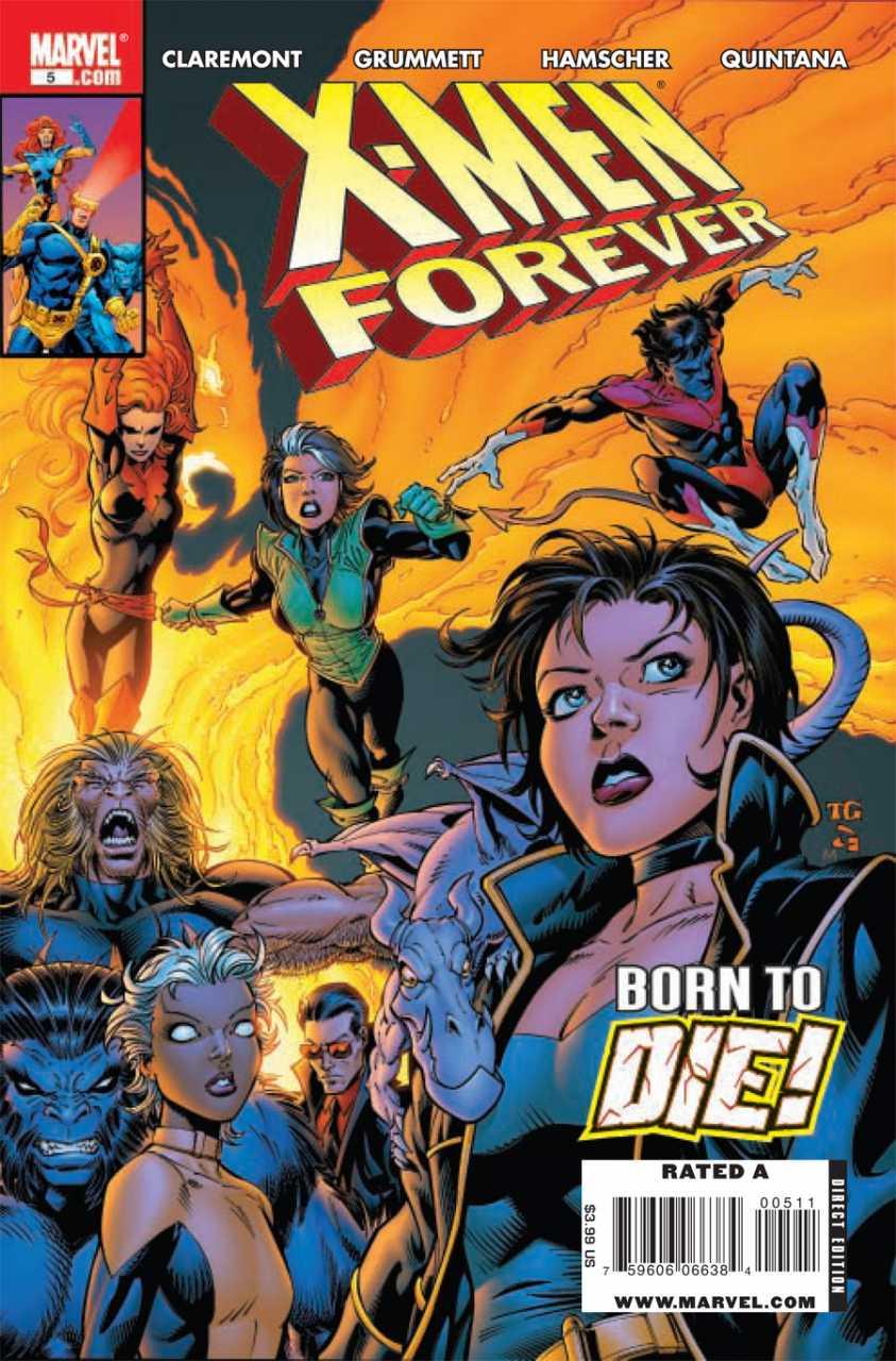 X-Men Forever #5