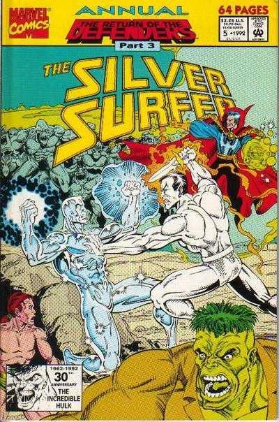 Silver Surfer Annual #5