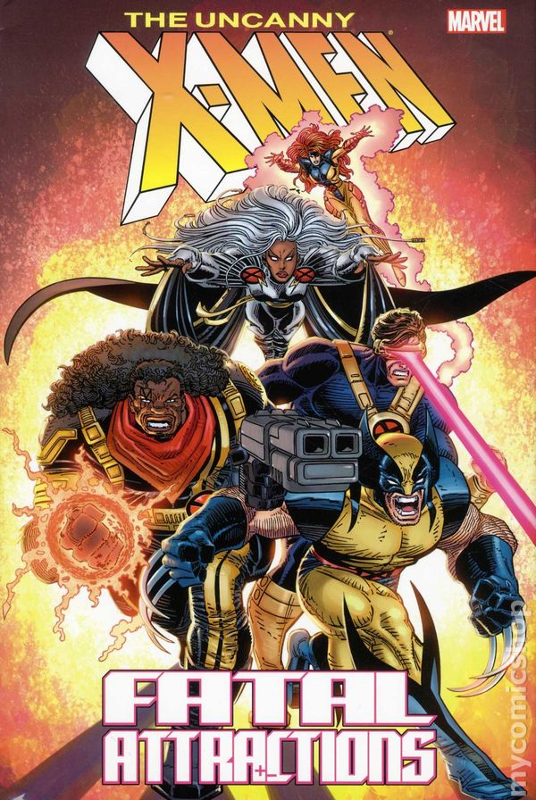 X-Men: Fatal Attractions TP 2016 Printing