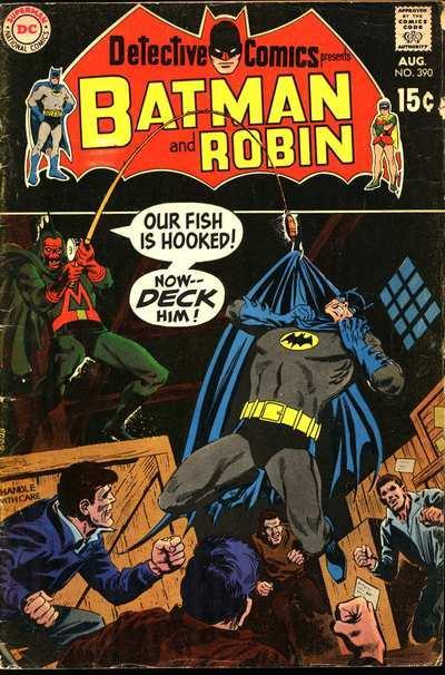 Detective Comics #390