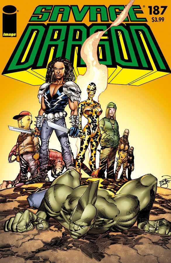 Savage Dragon #187