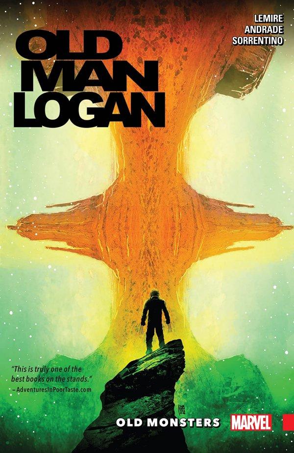 Old Man Logan Vol. 4: Old Monsters TP