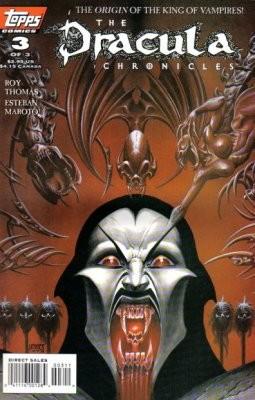The Dracula Chronicles #3