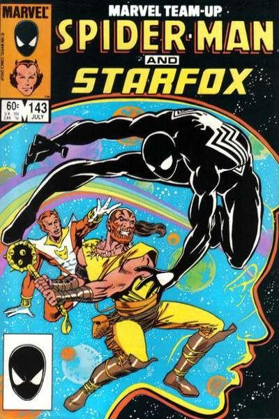 Marvel Team-Up #143